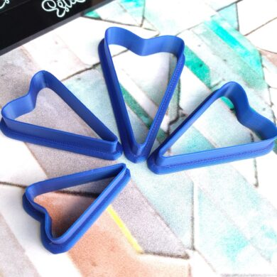 Spear Polymer Clay Cutters